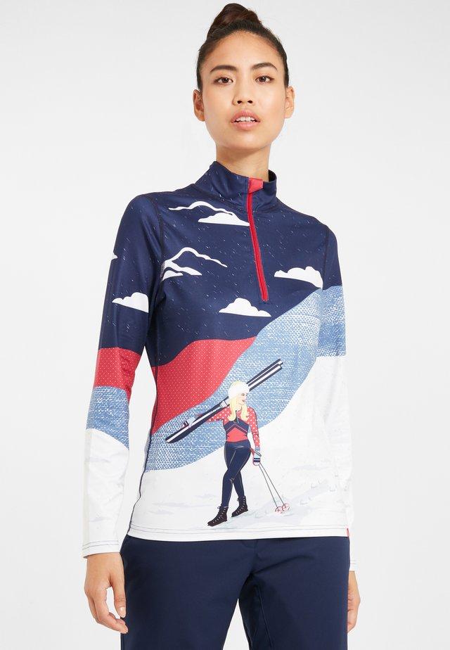 Sports shirt - indigo