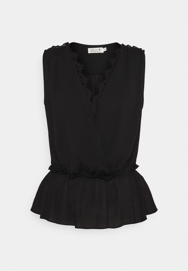 LADIES - Camicetta - black