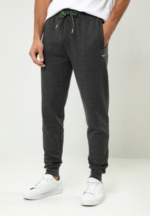TRIFOLIATE - Tracksuit bottoms - dunkelgrau