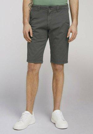 JOSH  - Shorts - dark olive minimal design