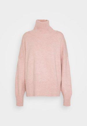 FLORA - Trui - pink