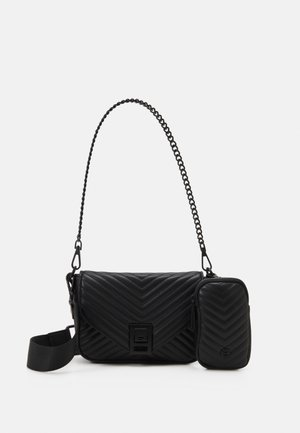 UNILA SET - Across body bag - black