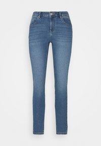 ONLY - ONLDAISY LIFE PUSH UP - Jeans Skinny Fit - medium blue denim - 4