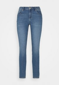 ONLDAISY LIFE PUSH UP - Jeans Skinny Fit - medium blue denim