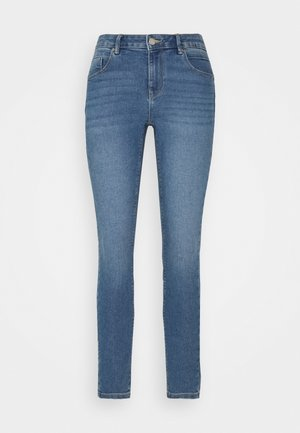 ONLDAISY LIFE PUSH UP - Jeans Skinny Fit - medium blue denim