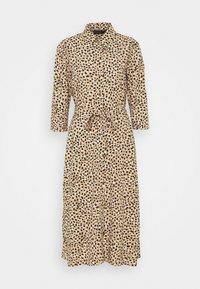 Dorothy Perkins - DRESS - Shirt dress - camel - 5