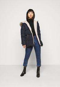Lauren Ralph Lauren Petite - JACKET - Down coat - navy - 1