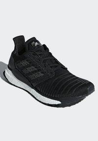 adidas Performance - Solar Boost Shoes - Obuwie do biegania treningowe - black - 2