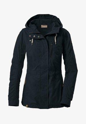 Outdoor jacket - dark navy