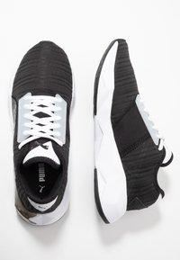 Puma - CELL PLASMIC - Treningssko - black/white - 1