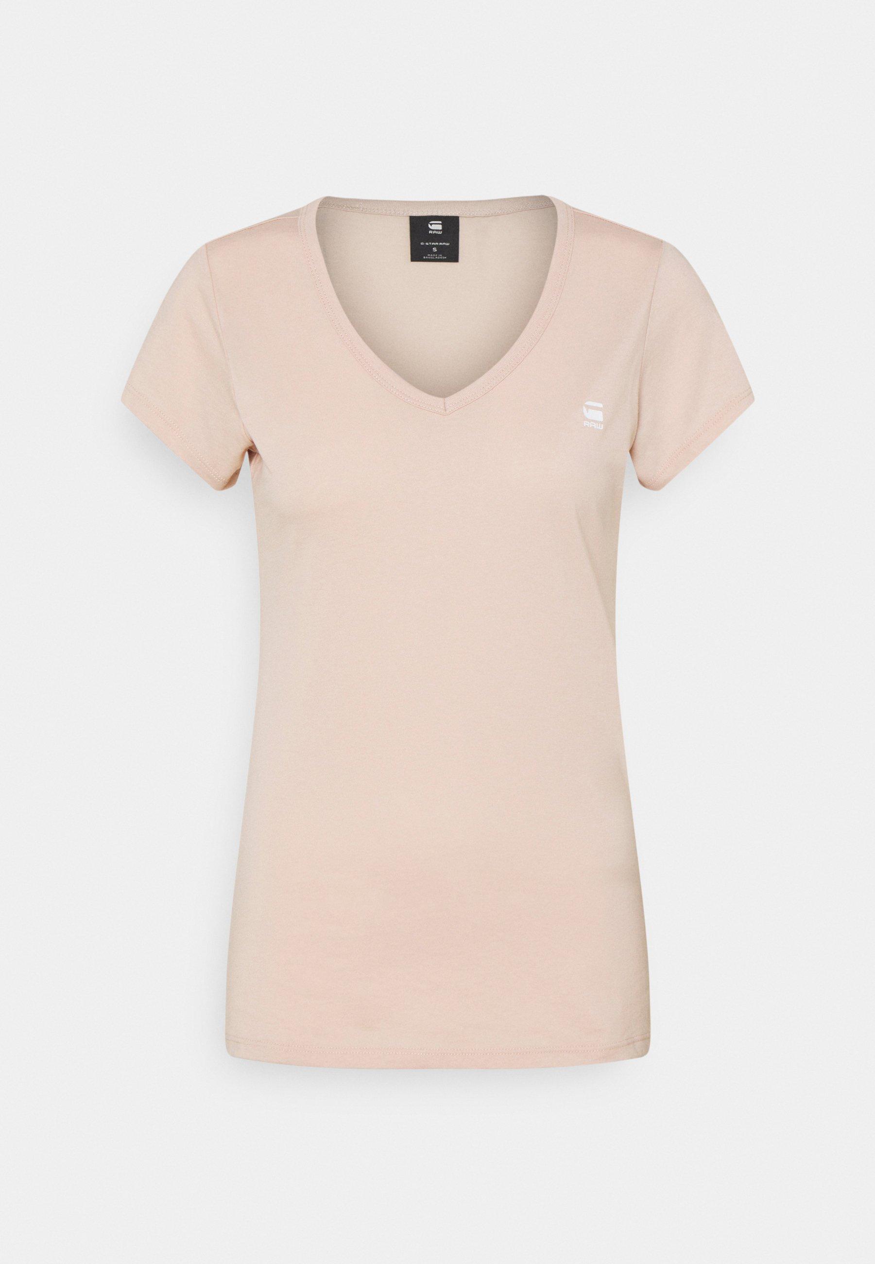Women EYBEN SLIM - Print T-shirt