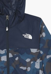 The North Face - YOUTH REACTOR - Windbreaker - blue - 3