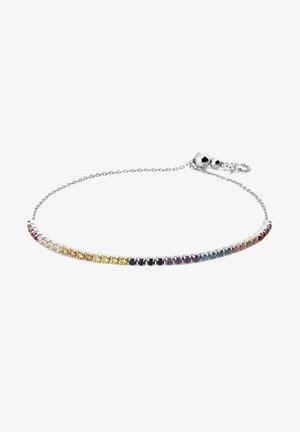 RAINBOW - Bracelet - plata