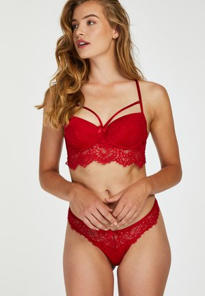 STRING RYA - Thong - red