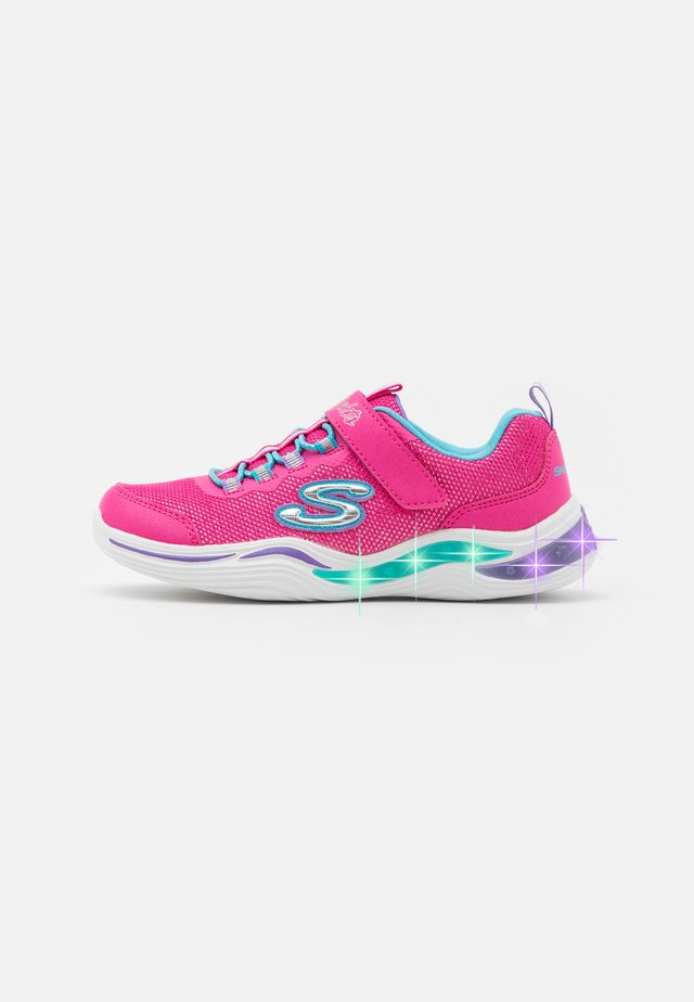 POWER PETALS - Zapatillas - neon pink/multicolour