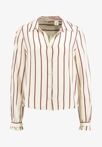 Levi's® - MARCEY - Button-down blouse - sandshell - 4