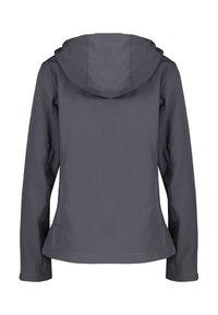 Meru - BREST - Soft shell jacket - dunkelgrau (229) - 1