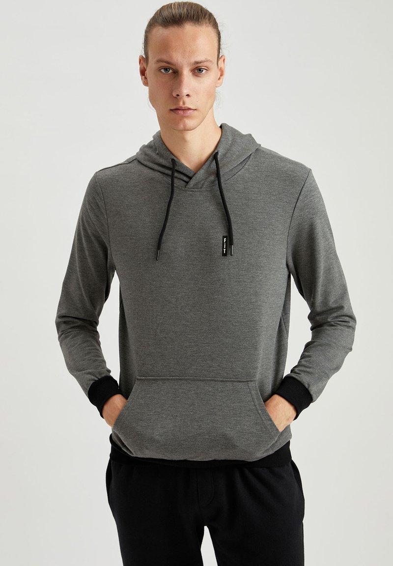 DeFacto Fit - Sweatshirt - anthracite