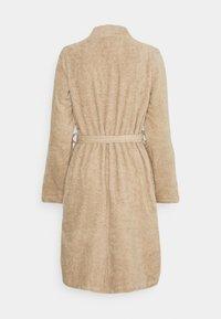 Anna Field - TERRY BATHROBE  - Dressing gown - beige - 7