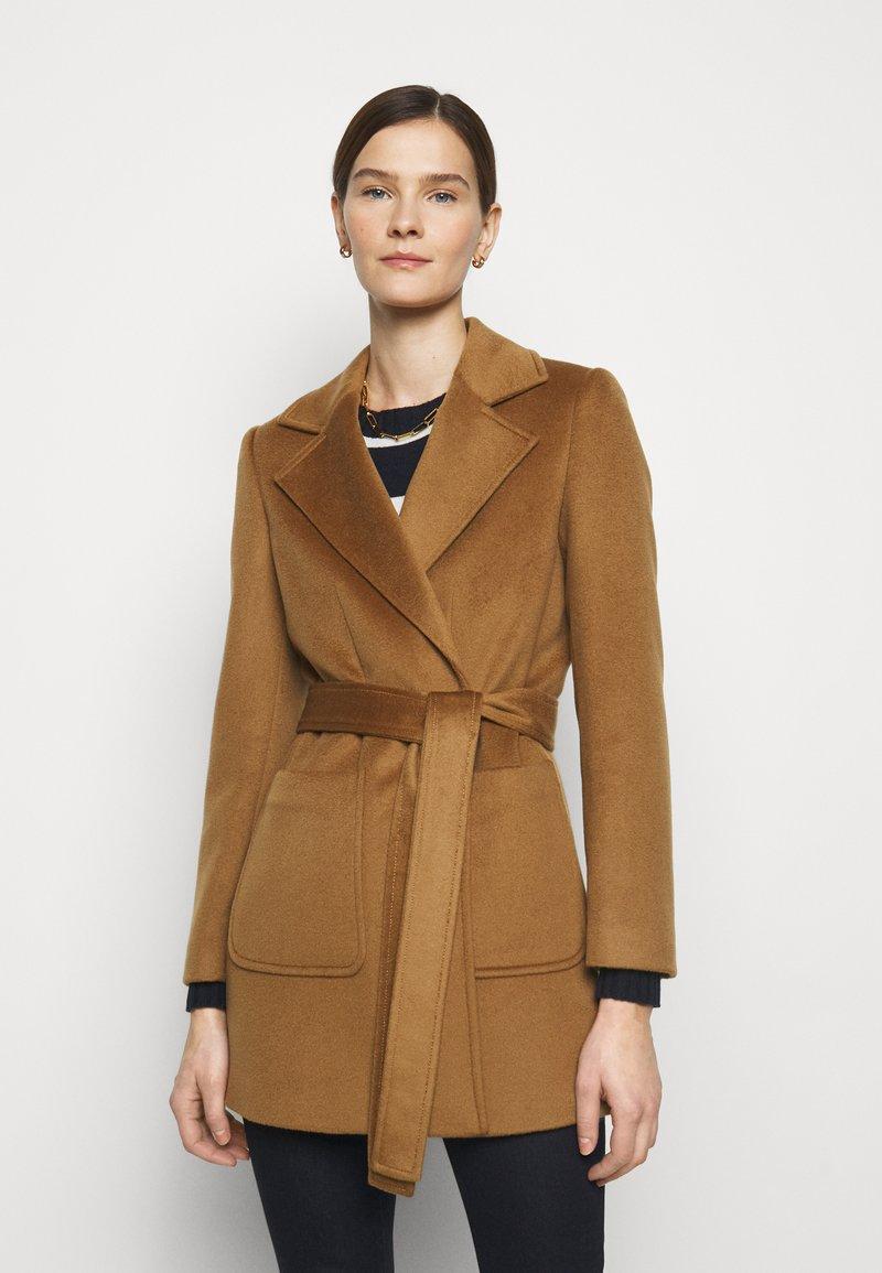 MAX&Co. - SRUN - Short coat - brown