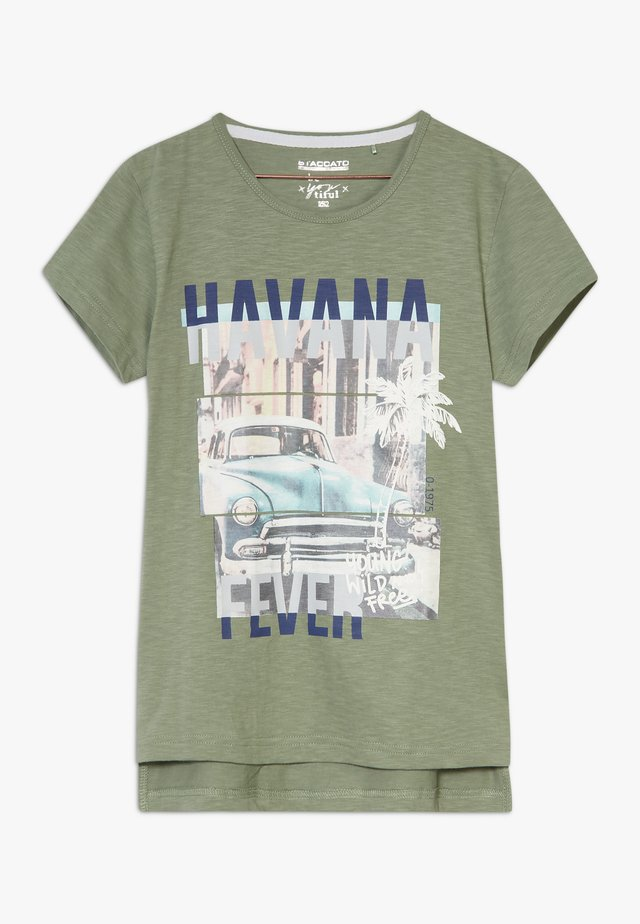 TEENAGER - Print T-shirt - leaf