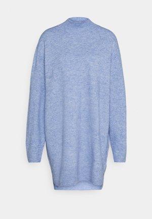ACKIE UNIQUE - Strickpullover - blue