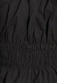 Faithfull the brand - VENETIA  - Triko spotiskem - plain black - 2