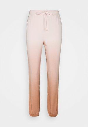 BABY TERRY JOGGER - Pyjama bottoms - pink