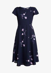 mint&berry - Day dress - dark blue - 5