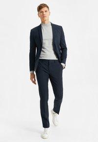WE Fashion - DALI - Suit trousers - dark blue - 3