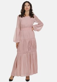 faina - KLEID - Maxi dress - rosa - 1