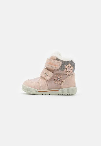 PRIGT  - Zimní obuv - rosa