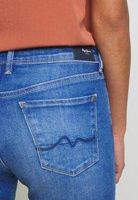 Pepe Jeans - Skinny džíny - light-blue denim - 3