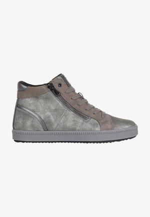 D BLOMIEE - Sneakers hoog - dk grey