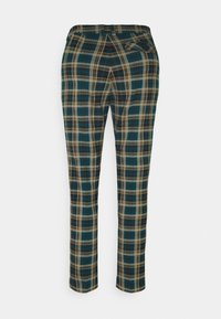 King Louie - ANN PANTS  - Trousers - dragonfly green