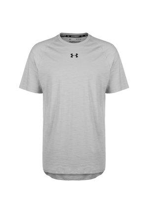 CHARGED COTTON SS - Camiseta básica - mod gray