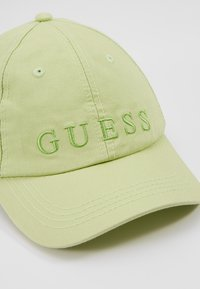 Guess - BASEBALL - Gorra - lemon peel - 2