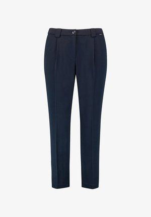 TUCH/KOMBI GRETA - Trousers - navy