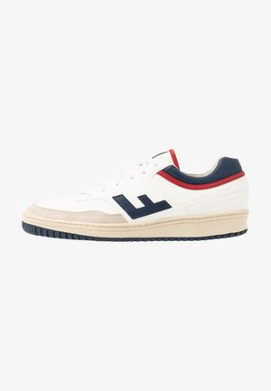 RETRO 90'S - Sneaker low - white/navy/red