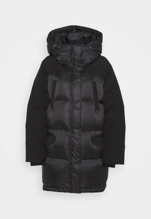 DOUDOUNE - Down coat - black