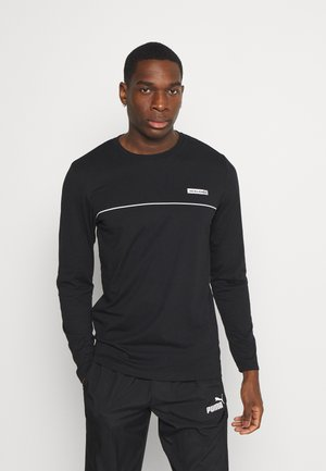 JCOZLS TEE - Long sleeved top - black
