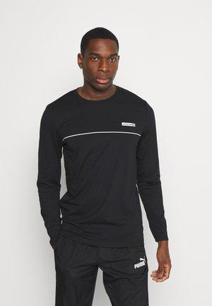 JCOZLS TEE - Langarmshirt - black