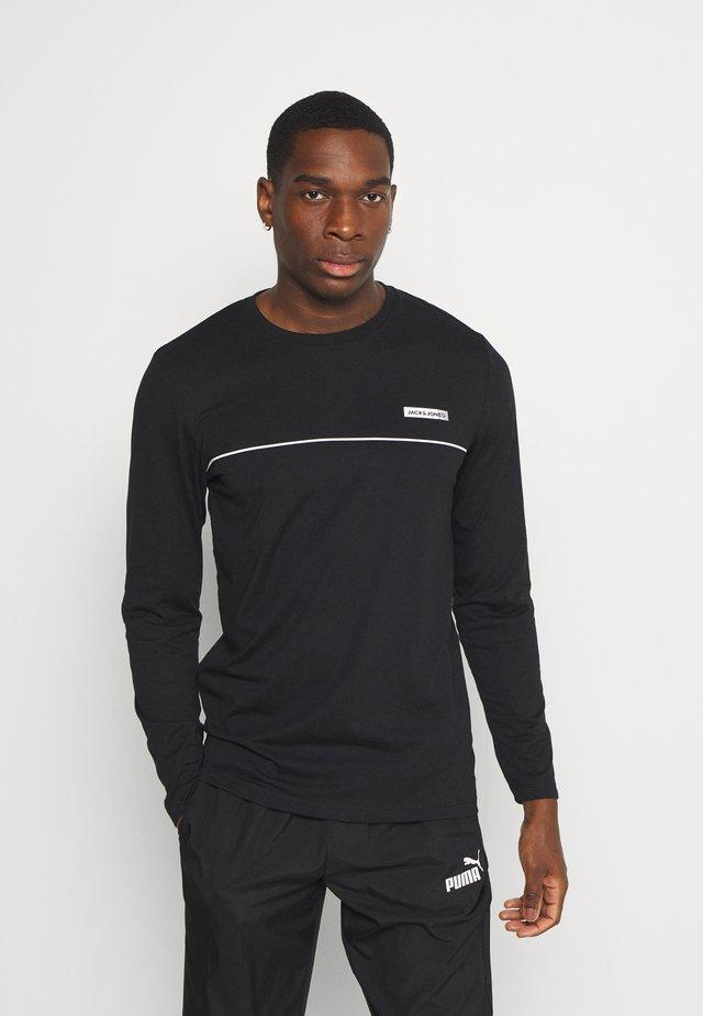 JCOZLS TEE - Long sleeved top - black