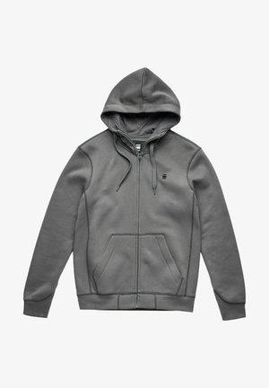 PREMIUM CORE HOODED ZIP - Sweater met rits - magna
