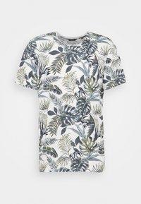 ONSMELODY LIFE TEE - Print T-shirt - cloud dancer