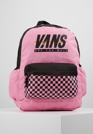 SPORTY REALM PLUS BACKPACK - Ryggsäck - fuchsia pink