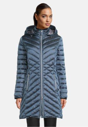 Winter coat - petrol