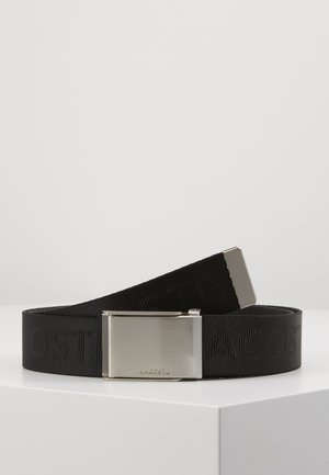 LOGO WEBBING BELT RC4019 - Belt - black