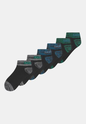 ONLINE BOYS VENTILATION 6 PACK - Socks - navy