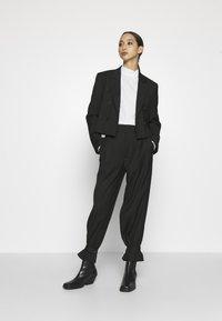 ALIGNE - AIDA - Trousers - black - 1